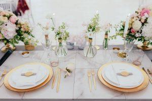 დეკორი ქორწილისათვის