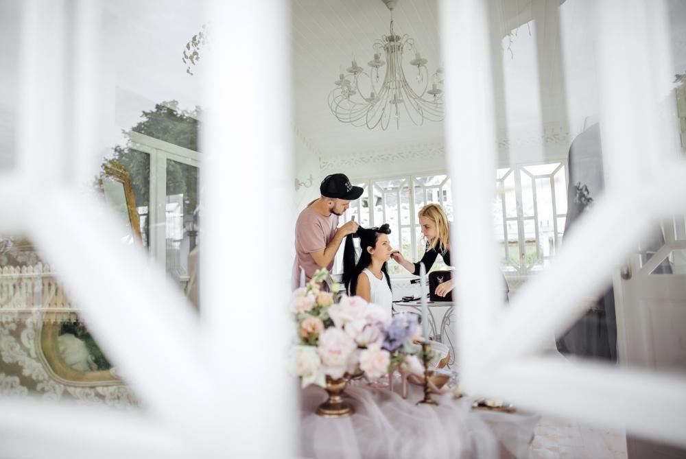 საქორწინო სტილისტ-ვიზაჟისტი , Makeup არტისტი საქორწინო სამზადისისათვი