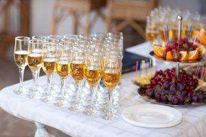 უალკოჰოლო სასმელი ქორწილში